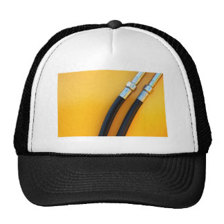 unmatched parallels trucker hats