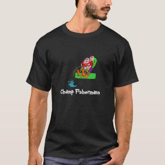 Unnamed1, Champ Fishermann T-Shirt