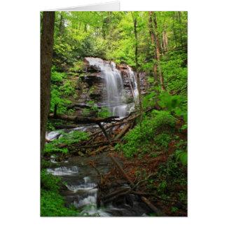 Unnamed Falls Card