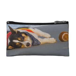Unnecessary Roughness Cosmetic Bags