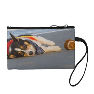 Unnecessary Roughness Coin Purse