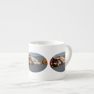 Unnecessary Roughness Espresso Mug