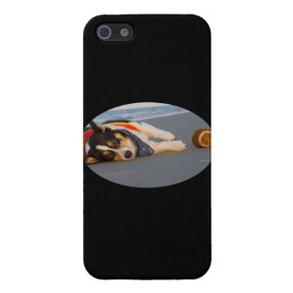Unnecessary Roughness iPhone 5/5S Cover