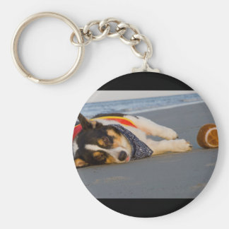 Unnecessary Roughness Key Chains