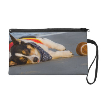 Unnecessary Roughness Wristlet Purses