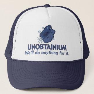 Unobtainium Trucker Hat