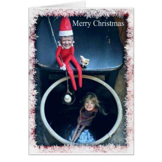 Unofficial Donald Trump Christmas Card