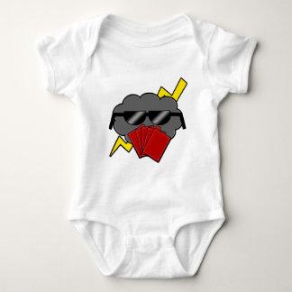 Unofficial Stormbluff Isle Server Clean Logo Baby Bodysuit