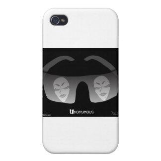 Unonymous Lens iPhone 4/4S Case