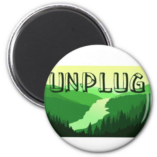 Unplug Magnet