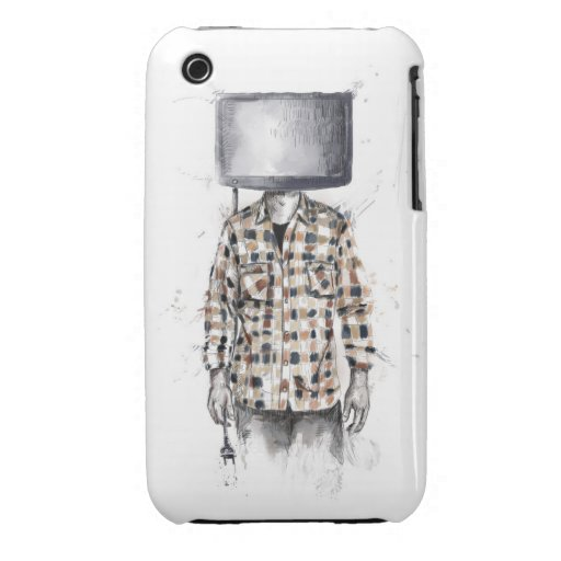 unplugged Case-Mate iPhone 3 cases