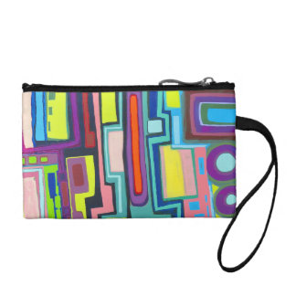 Unravel Key Coin Clutch