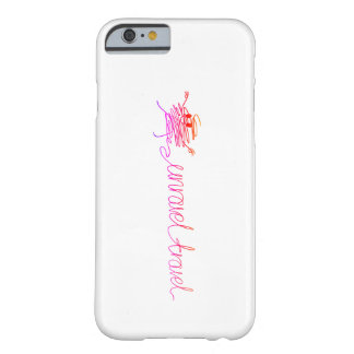 Unravel Travel Barely There iPhone 6 Case