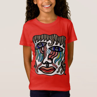 """Unreal"" Girls' Fine Jersey T-Shirt"