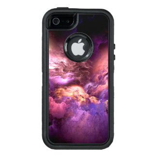 Unreal Purple Clouds OtterBox iPhone 5/5s/SE Case