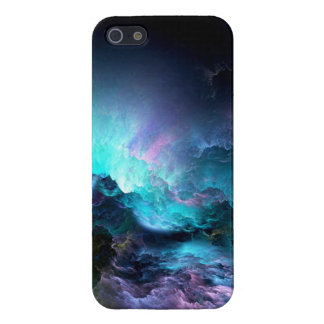 Unreal Stormy Ocean iPhone 5/5S Cases