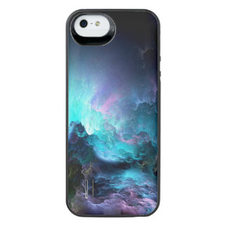 Unreal Stormy Ocean iPhone SE/5/5s Battery Case