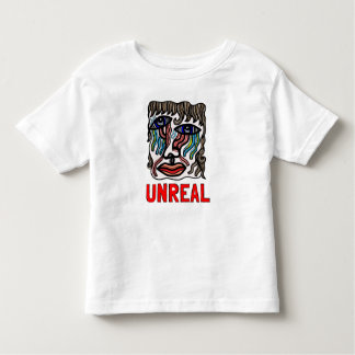 """""""Unreal"""" Toddler Fine Jersey T-Shirt"""