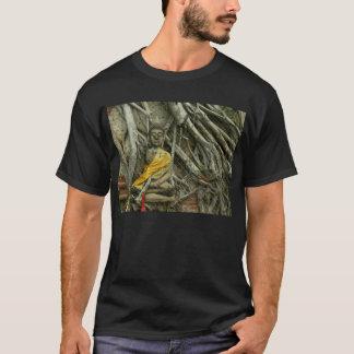 Unseen Buddha Ayuthaya Thailand T-Shirt