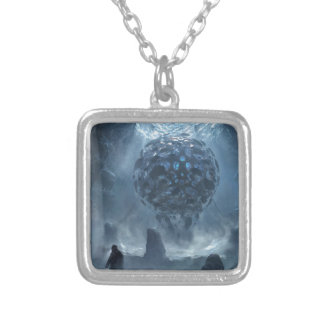 Unspoken Definities Silver Plated Necklace