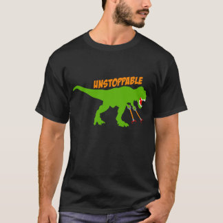 Unstoppable T-Rex T-Shirt