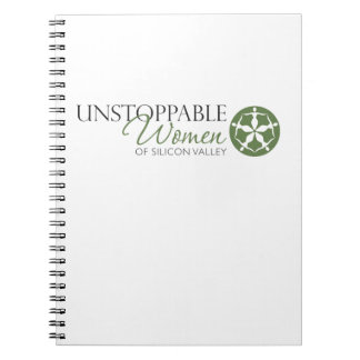 Unstoppable Women of Silicon Valley Notebook