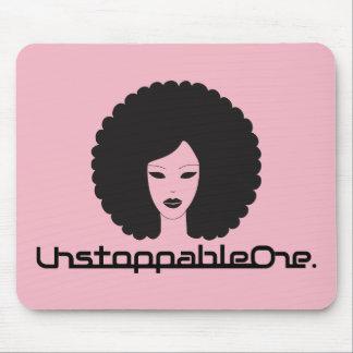 UnstoppableOne Femme Mousepad - pink