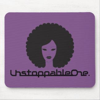 UnstoppableOne Femme Mousepad - purple