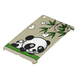 Unsuspecting Panda iPad Mini Cover