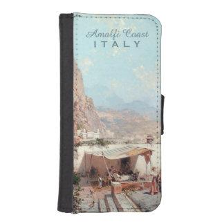 Unterberger's Amalfi custom phone wallets