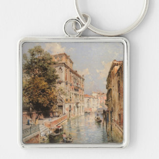 Unterberger's Venice key chain