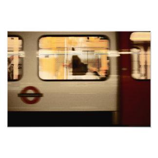 Untergrundbewegung Photograph