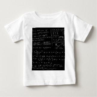 Untidy Chalk Board Baby T-Shirt