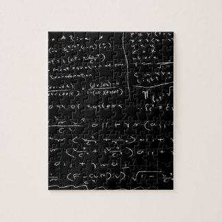 Untidy Chalk Board Puzzle