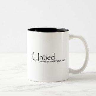 Untied - Falling Away 15oz Coffee Mug