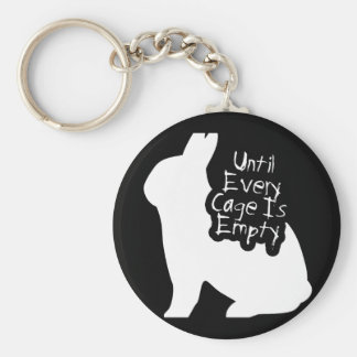 Until Every Cage is Empty (ALF) Key Ring