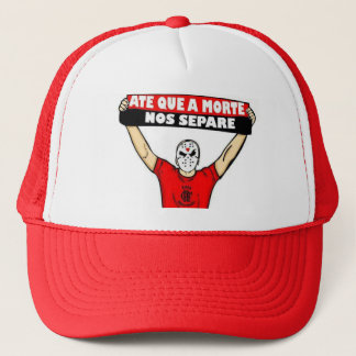 Until the death in separates them - Flemish Trucker Hat