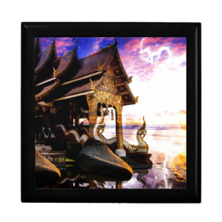 Until the End of Time Large Square Gift Box