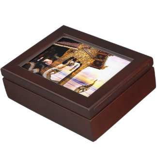 Until the End of Time Memory Boxes