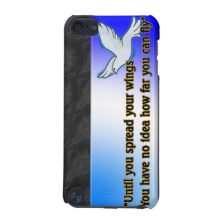 UNTIL YOU SPREAD YOUR WINGS iPod TOUCH (5TH GENERATION) CASES
