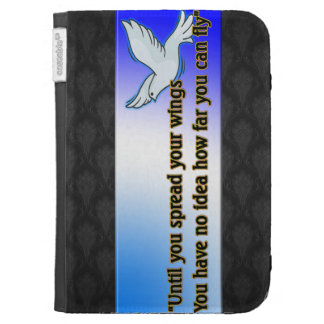 UNTIL YOU SPREAD YOUR WINGS KINDLE 3G COVERS
