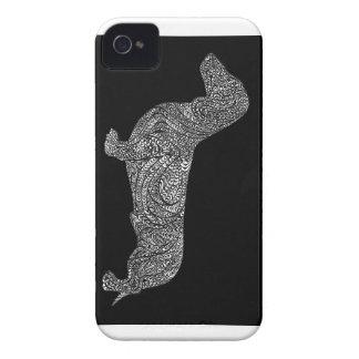 Untitled464 copydashound Case-Mate iPhone 4 cases