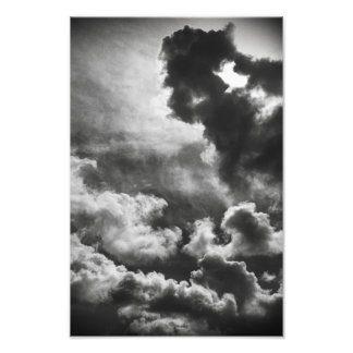 Untitled #1 (Clouds) Art Photo
