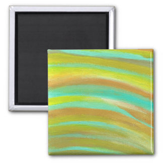 Untitled Abstract Art Magnet