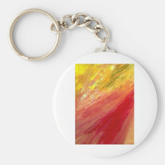 Untitled Creation Basic Round Button Key Ring