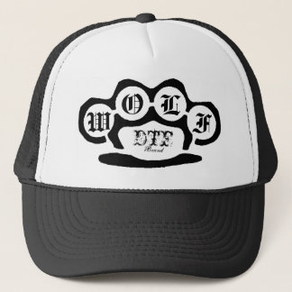 untitled, DTF, Brand, W, O, L, F Trucker Hat