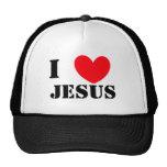 Untitled, I, JESUS Mesh Hats