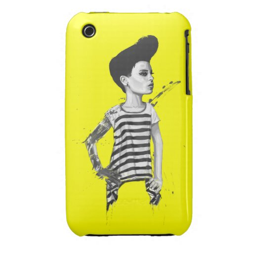 untitled II iPhone 3 Case