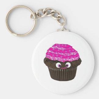 Untitled Basic Round Button Key Ring