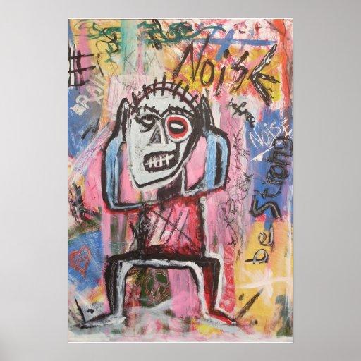untitled (Noise) Print